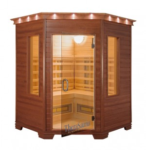Home Sauna Wood Heater