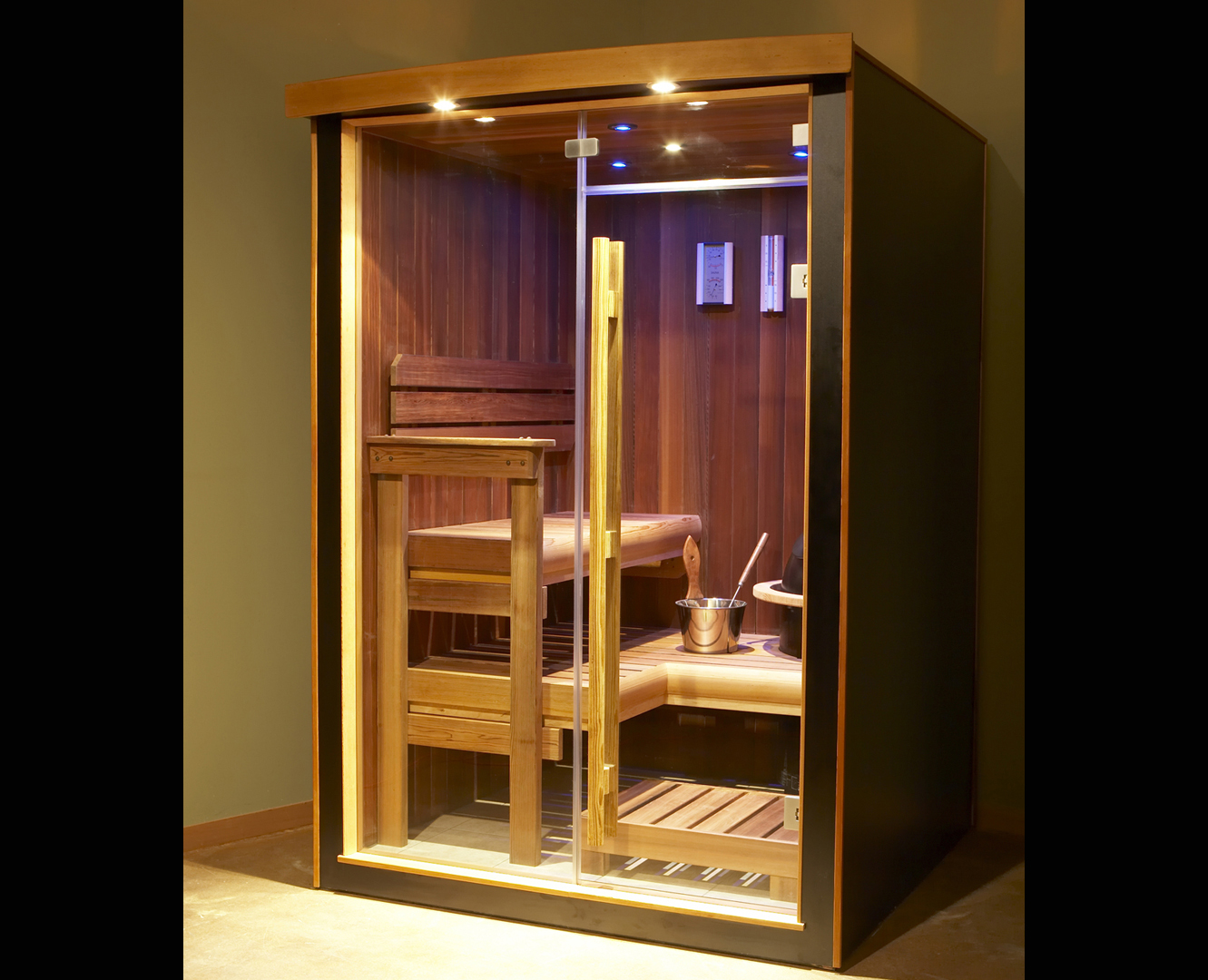 A Review of Helo Saunas - One of the Oldest and Largest In ...