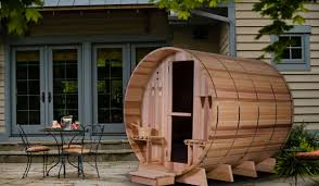 Almost Heaven Saunas - Popular Barrel Model