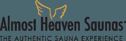 Almost Heaven Logo - Outdoor Sauna