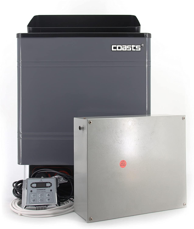 Coasts Electric Sauna Heater