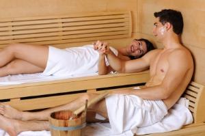 Coed Sauna