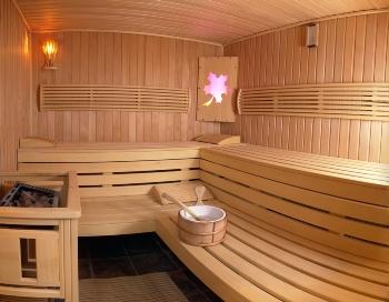 Indoor outdoor custom saunas tips on custom built saunas for Home sauna