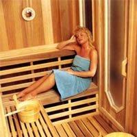 Do-It-Yourself Sauna Kits