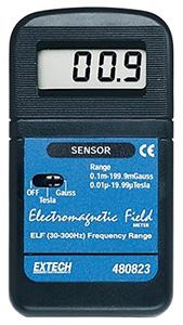 EMF Sensor for Testing Levels