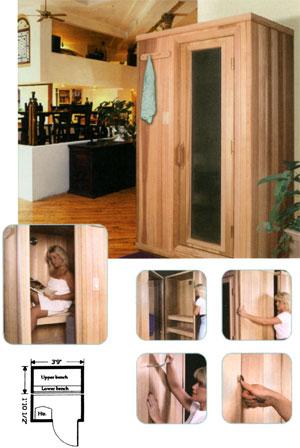 DreamLine Far Infrared Portable Sauna