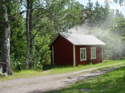 Finland Sauna House