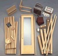 Finlandia Precut Sauna Kits