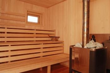 Finnish Saunas - © Photographer:Nikolay Okhitin - http://www.dreamstime.com/Haveseen_info