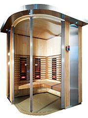 Harvia Infrared Sauna