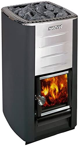 Wood Sauna Heater - Harvia M3 Woodburning Stove