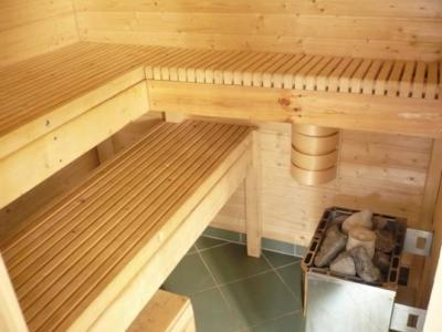 Home Made Finnish Sauna
