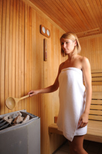 Hot Rock Sauna Heater