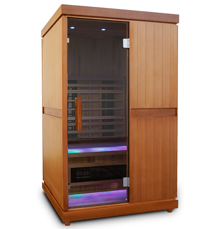 Influence Saunas - Hybrid 2 Person Full Spectrum Model