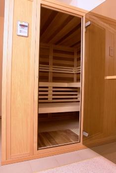Infrared Sauna Detoxification - © Photographer: Oleg Kulakov - http://www.dreamstime.com/Mccool_info