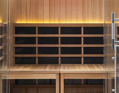 Infrared Sauna Heaters - Carbon/Ceramic Heating Panel