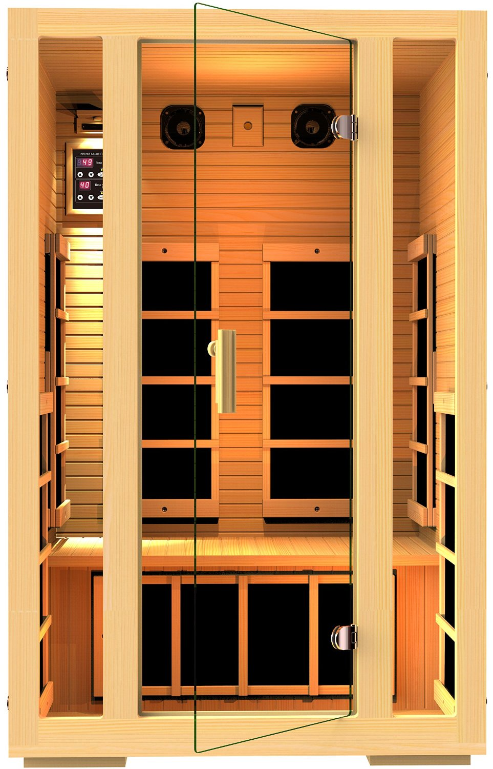 JNH Lifestyles 2 Person Sauna