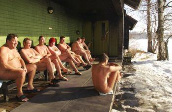 Nude Saunas