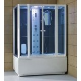 Perfect Fit Steam Shower Sauna