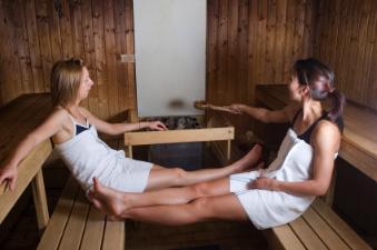 Sauna Ladies