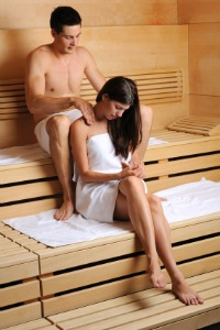 Sauna Massage