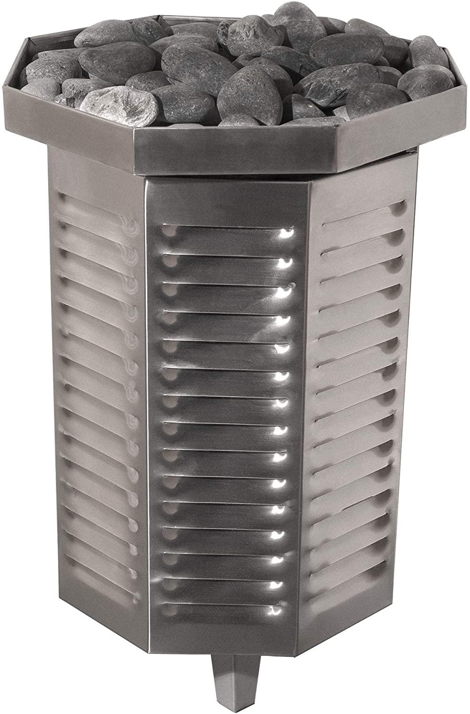 Gas Sauna Heaters - Scandia 245 Natural Gas Stove