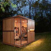 Sunlighten Sauna Outdoors - Mpulse 3 in 1