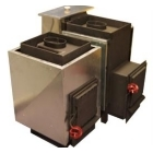 dual sauna heaters electric