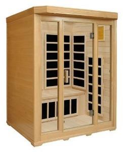 3-Person Saunas