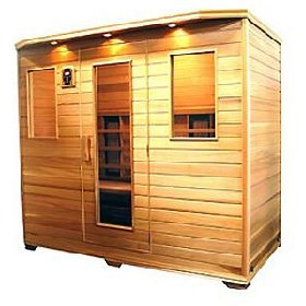 5-Person Far Infrared Sauna