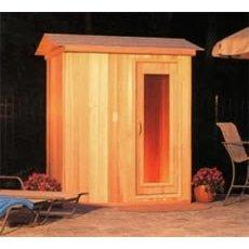 Dreamline Outdoor Sauna