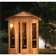 Backyard Outdoor Saunas You Have Tons Of Options To