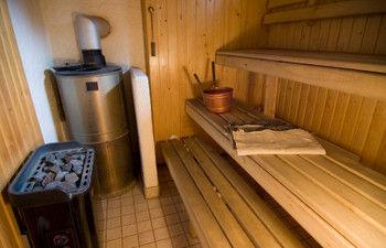 Finnish Sauna Construction