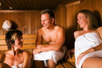 Nude Sauna Etiquette