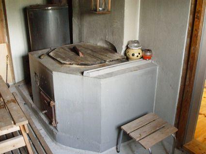 Kiuas Sauna Heater