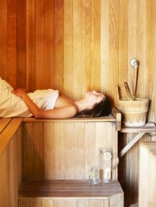 Sauna Good for Cold