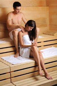 Sauna Massage