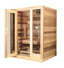 Best Wood For Sauna - Saunacore 3 Person Unit