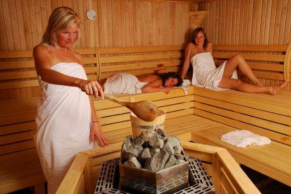 Sauna Women