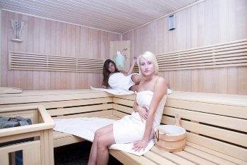 Steam Saunas - © Photographer Krzysztof Subicki - Dreamstime.com