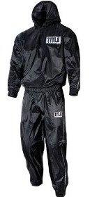 Title Pro Hooded Sauna Suit