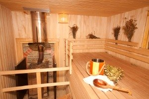 Traditional Sauna