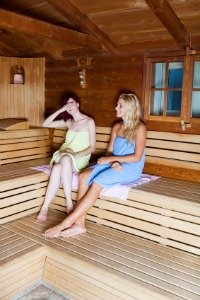 Lose Weight in a Sauna